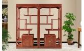 Curio Shelves