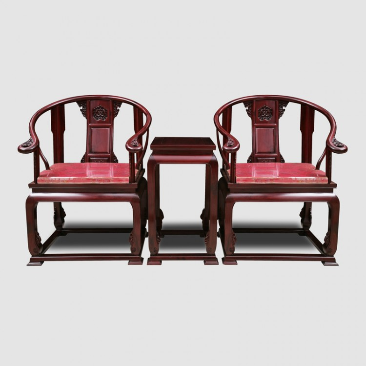 Classical Chinese Style African Acid Branch Non Acid Palace Chair,Wooden  Chair