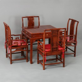 非洲酸枝 小方桌 African rosewood small square table