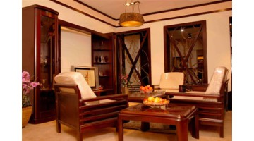 Eight benefits of wooden furniture